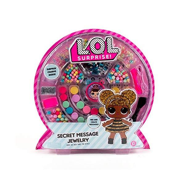 LOLサプライズ グッズ フィギュア ドール 人形 L.O.L. Surprise Secret Message Jewelry by Horizon Group USA