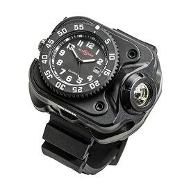 ルミノックス Luminox 腕時計 時計 ウォッチ リストバンド&シュアファイア 高性能LED ライト アウトドア ミリタリー SureFire 2211 WristLight Series With SureFire Watch