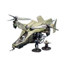 マクファーレン トイズ ヘイロー アクション フィギュア ダイキャスト McFarlane Toys Halo Micro Ops Series 1: Falcon with a Spartan Pilot and 2 Troopers
