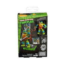 メガブロック タートルズ Mega Bloks Teenage Mutant Ninja Turtles Collectors 1987 Classic Leonardo Figure