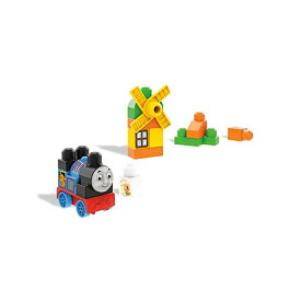 メガブロック トーマス ブロック おもちゃ 知育玩具 お誕生日プレゼント Mega Bloks Thomas & Friends Sights of Sodor Thomas At The Mill Train Bag