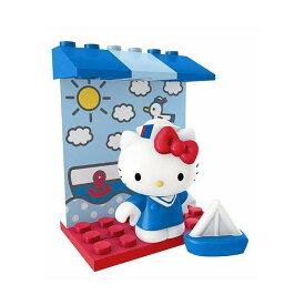 メガブロック キティーちゃん ハローキティ グッズ ブロック おもちゃ ヨット 夏 海 Mega Bloks Hello Kitty Sailor
