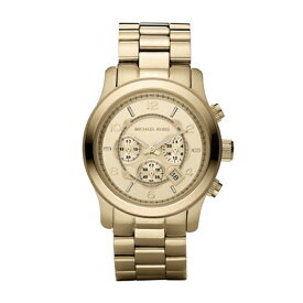 1b0c49b534a8 マイケルコース Michael Kors メンズ 腕時計 時計 Michael Kors MK8077 Gold-Tone Men's Watch