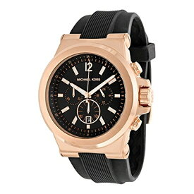 05084a258e58 マイケルコース Michael Kors メンズ 腕時計 時計 Michael Kors MK8184 Men's Classic Watch  Dial: Black