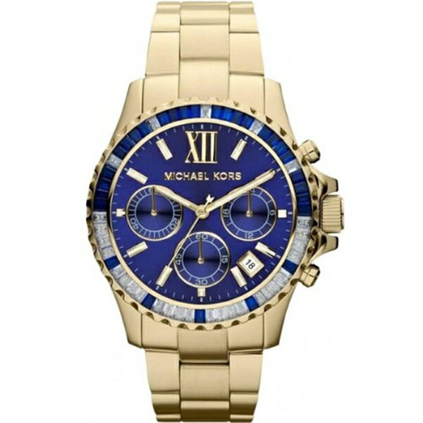 マイケルコース Michael Kors メンズ 腕時計 時計 Michael Kors MK5754 Mens Golden Everest Chronograph Watch