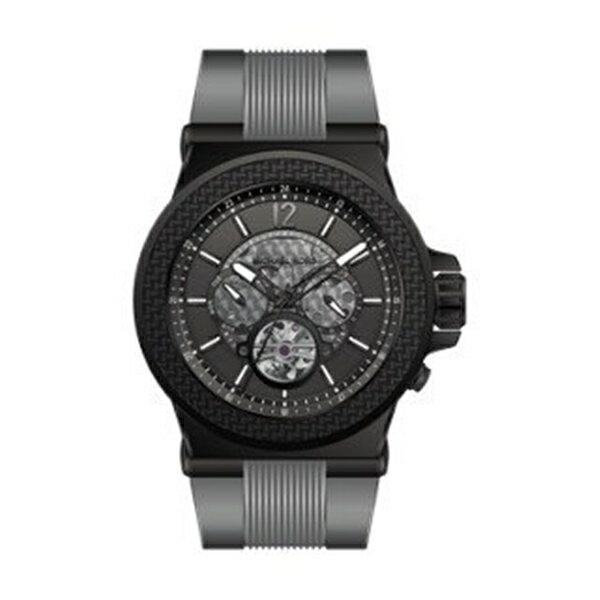 マイケルコース Michael Kors メンズ 腕時計 時計 Michael Kors Men's Black Watch MK9026