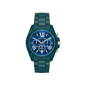 マイケルコース 腕時計 ウォッチ 男性用 メンズ Michael Kors Women's Bradshaw Stainless Steel 43MM Chronograph Watch