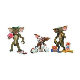 グレムリン フィギュア 人形 ネカ Gremlins Action Figures Box Set of 3