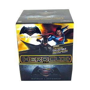 バットマン スーパーマン ヒーロークリックス フィギュア 人形 DC HeroClix: Batman VS. Superman Dawn of Justice Movie Gravity Feed