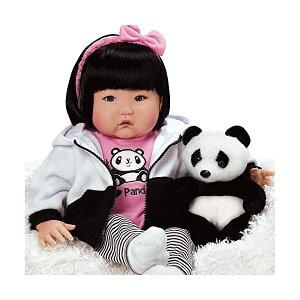 パラダイスギャラリーズ ベビードール 赤ちゃん 人形 着せ替え リアル 本物そっくり おままごと おもちゃ Paradise Galleries Asian Reborn Baby Doll, 20 Inch Realistic Girl Doll Bamboo Crafted in Gentletouch Vinyl & Wei