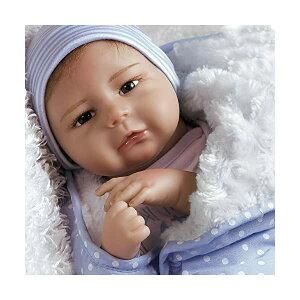 パラダイスギャラリーズ ベビードール 赤ちゃん 人形 着せ替え リアル 本物そっくり おままごと おもちゃ Paradise Galleries Real Looking Baby Doll All The Ladies Love Me, 20 inch Reborn Boy, Silicone - Like Vinyl & We