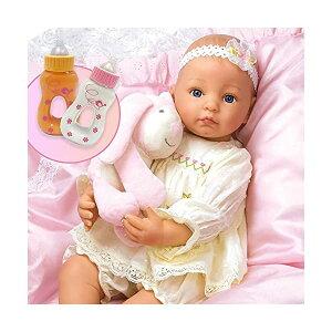 パラダイスギャラリーズ ベビードール 赤ちゃん 人形 着せ替え リアル 本物そっくり おままごと おもちゃ Paradise Galleries Bundle Reborn Baby Doll Bella 19 inch Realistic Newborn Girl in GentleTouch Vinyl & Weighted