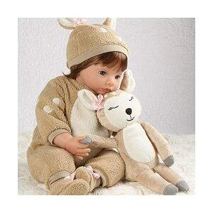 パラダイスギャラリーズ ベビードール 赤ちゃん 人形 着せ替え リアル 本物そっくり おままごと おもちゃ Paradise Galleries Reborn Toddler Girl - Dearly Loved, 19 Inch Realistic Doll in Gentletouch Vinyl & Weighted Bo