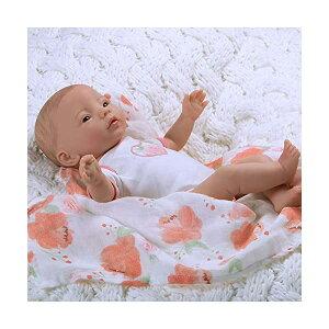 パラダイスギャラリーズ ベビードール 赤ちゃん 人形 着せ替え リアル 本物そっくり おままごと おもちゃ Paradise Galleries Preemie Real Baby Doll That Looks Real Swaddlers Peach Blossom, 16 inch Weighted Reborn Girl,