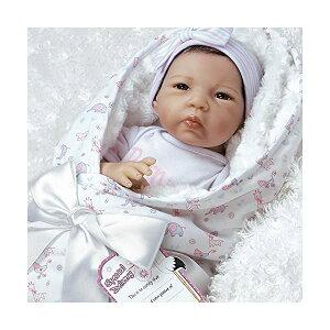 パラダイスギャラリーズ ベビードール 赤ちゃん 人形 着せ替え リアル 本物そっくり おままごと おもちゃ Paradise Galleries Asian Real Baby Doll That Looks Real Born to be Spoiled 19 inch Reborn Doll Silicone - Like V