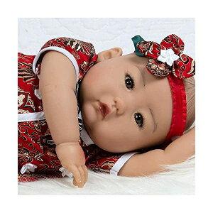 パラダイスギャラリーズ ベビードール 赤ちゃん 人形 着せ替え リアル 本物そっくり おままごと おもちゃ Paradise Galleries Asian Real Life Baby Doll Mei. 20 inch Reborn Baby Girl Crafted in GentleTouch Vinyl & Weight