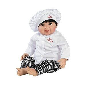 パラダイスギャラリーズ ベビードール 赤ちゃん 人形 着せ替え リアル 本物そっくり おままごと おもちゃ Paradise Galleries Asian Real Life Baby Doll - Bon Appetit Reborn Baby Girl, Crafted from Softtouch Vinyl & Weig