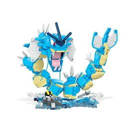 ポケモン ブロック おもちゃ メガブロック ギャラドス メガコンストラックス Mega Construx Pokemon Gyarados
