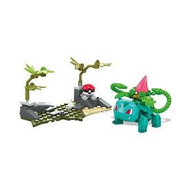 ポケモン ブロック おもちゃ メガブロック フシギソウ メガコンストラックス Mega Construx Pokemon Ivysaur Pack
