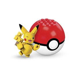 ポケモン ブロック おもちゃ メガブロック ピカチュウ メガコンストラックス Mega Construx Pokemon Pikachu Figure