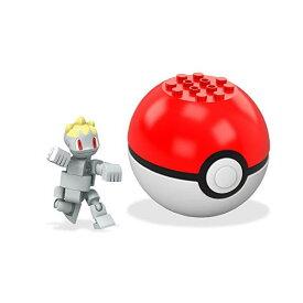 ポケモン ブロック おもちゃ メガブロック ワンリキー メガコンストラックス Mega Construx Pokemon Machop Building Set