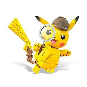 ポケモン ポケットモンスター 名探偵ピカチュウ メガブロック メガコンストラックス ピカチュウ Mega Construx Pokemon Detective Pikachu Moyen, jeu de construction, 232 pieces, pour enfant des 6 ans, GGK28