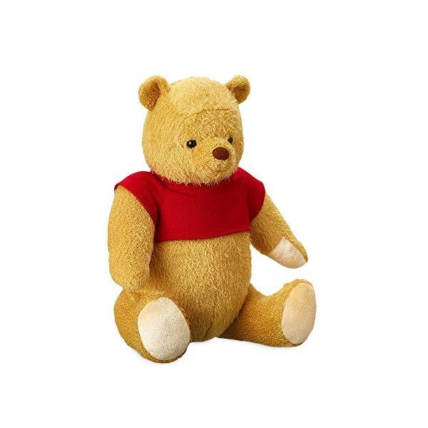 ディズニー プーと大人になった僕 くまのプーさん ぬいぐるみ 14インチ Disney Winnie the Pooh Plush - Christopher Robin - Medium - 14 Inch