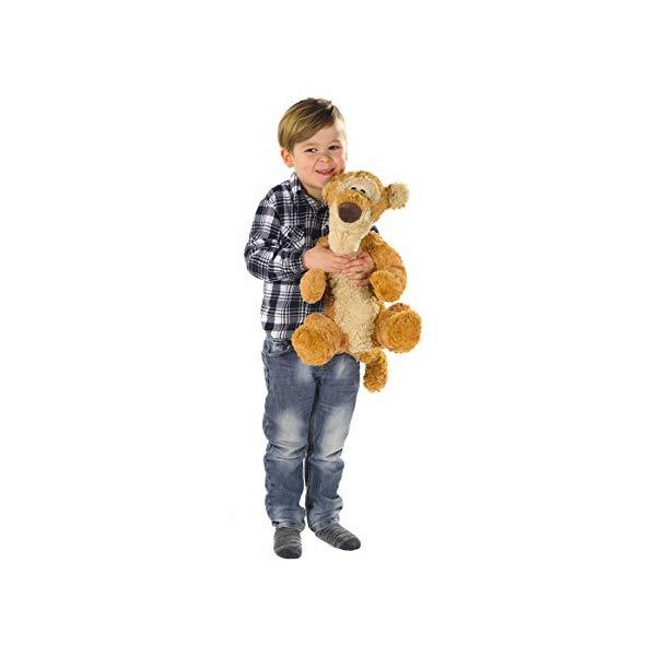 ディズニー プーと大人になった僕 くまのプーさん テイガー 大きい ぬいぐるみ ソフトトイ Posh Paws 37489 Disney Christopher Robin Pooh Large Tigger Soft Toy
