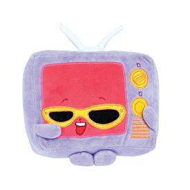 ショップキンズ ぬいぐるみ クッション テレビ TV Shopkins - Plush Wave 3 - Teenie TV