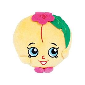 ショップキンズ ぬいぐるみ クッション ピーチ 桃 Shopkins - Plush Wave 3 - Peachy