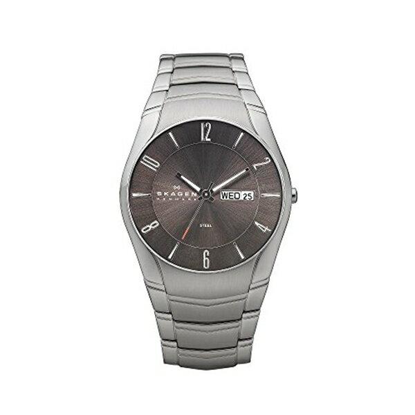スカーゲン Skagen 腕時計 Skagen Men's 531XLSXM1 Laurits Stainless Steel Link Watch