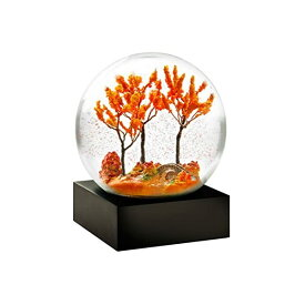 スノードーム 季節 紅葉 もみじ 秋 オータム クリスマス プレゼント サンタクロース ツリー CoolSnowGlobesAutumn Snow Globe by CoolSnowGlobes