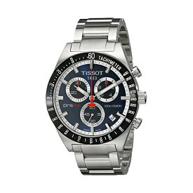 ティソ 腕時計 TISSOT T0444172104100 ウォッチ メンズ 男性用 Tissot Men's T0444172104100 PRS516 Stainless Steel Chronograph Watch