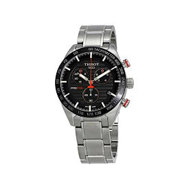 ティソ 腕時計 TISSOT T100.417.11.051.01 ウォッチ メンズ 男性用 Tissot PRS 516 Chronograph Stainless Steel Mens Swiss Watch T1004171105101