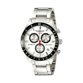 ティソ 腕時計 TISSOT T044.417.21.031.00 ウォッチ メンズ 男性用 Tissot T-Sport PRS516 Chronograph Brushed Silver Dial Men's Watch #T044.417.21.031.00