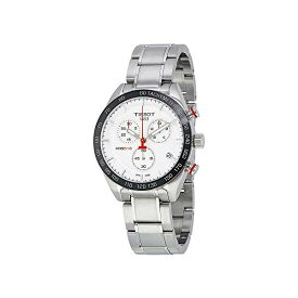 ティソ 腕時計 TISSOT T1004171103100 ウォッチ メンズ 男性用 Tissot PRS 516 Quartz Chronograph T100.417.11.031.00 Silver/Silver Stainless Steel Analog Quartz Men's Watch