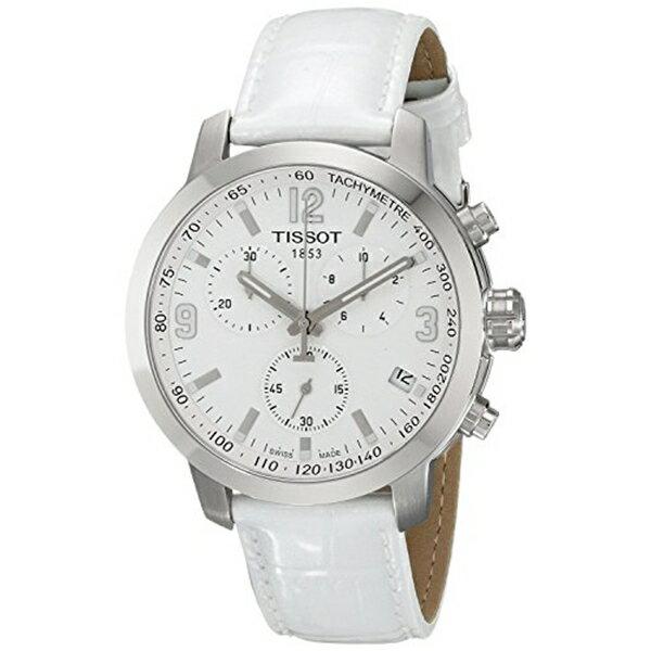 ティソ Tissot 腕時計 メンズ 時計 TISSOT watch PRC200 Chronograph T0554171601700 Men's [regular imported goods]
