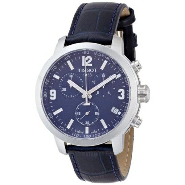 ティソ Tissot 腕時計 メンズ 時計 TISSOT watch PRC200 Chronograph T0554171604700 Men's [regular imported goods]