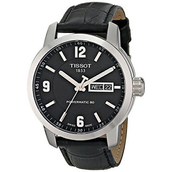 ティソ Tissot 腕時計 メンズ 時計 TISSOT watch PRC200 Automatic T0554301605700 Men's [regular imported goods]