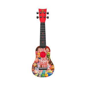 トイストーリー4 ウクレレ キッズ レッド おもちゃ グッズ First Act Discovery Toy Story 4 Ukulele, Red