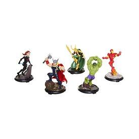 マーベル アベンジャーズ アクション フィギュア セット 人形 ドール おもちゃ グッズ Marvel Avengers 5 Pack Figure Set