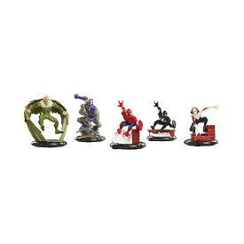 スパイダーマン マーベル アクション フィギュア セット 人形 ドール おもちゃ グッズ Disney Marvel's Spider-Man 5 Pack Figure Set Figure Sets