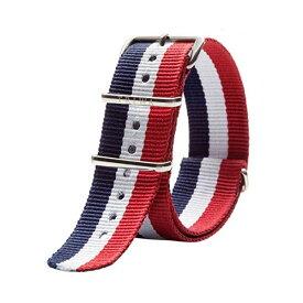 トリワ TRIWA 腕時計 純正バンド 交換ベルト 交換バンド ストラップ ウォッチ 北欧デザイン スウェーデン TRIWA Watch Strap Tricolore (20mm)