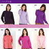 Cashmere 100% women's crew neck cashmere sweater (M ~ LL) (1202)