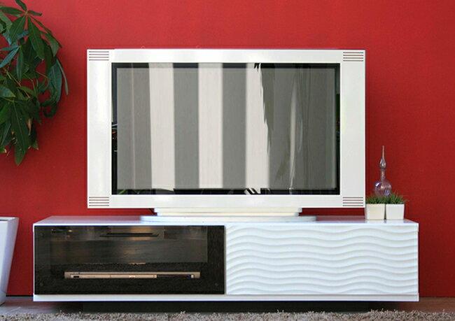 SULE120 シュール120 ローボード [シュール] 新生活・一人暮らしにピッタリな家具シリーズ 収納たっぷりなテレビ台 42V AVボード AV収納