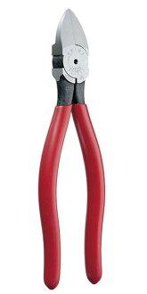供KEIBA PL-717塑料使用的钳子刃部公亩型(标准)175mm keibamaruto长谷川工作室