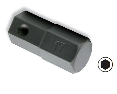 Ko-ken 107.16-22 ヘックスビット 全長40mm 22mm コーケン / 山下工研