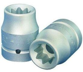 FPC 6WGQ-20 スーパースリム インナーナット用 ソケット 差込角 19.0mm 8角対辺 20mm