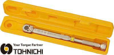 東日 QL200N4-MHZ ラチェット付プリセット形 トルクレンチ 40〜200N.m (純正収納ケース付セット) TOHNICHI / 東日製作所