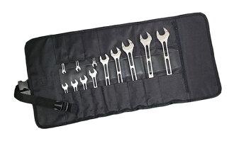 轻量级-LIGHTOOL-仪式组合扳手 11 pc 设置的灰旭旭金属行业